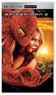 Spider-Man 2 (PSP UMD Movie) Pre-Owned: Game and Case