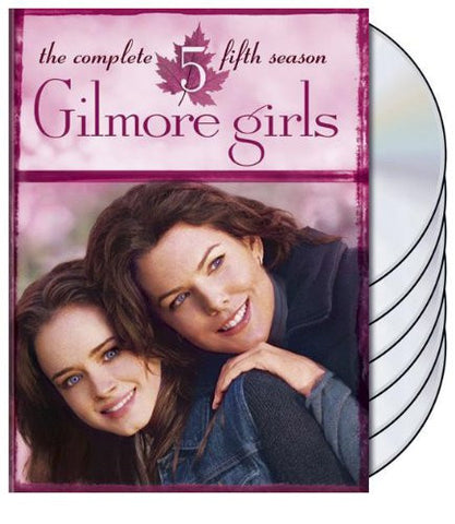 Gilmore Girls: Season 5 (2005) (DVD / Season) Pre-Owned: Discs and Case
