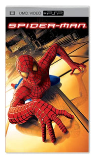 Spider-Man (PSP UMD Movie) Pre-Owned: Game and Case