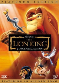 The Lion King (Disney / Two-Disc Platinum Edition) (1994) (DVD / Kids Movie) Pre-Owned: Disc(s) and Case