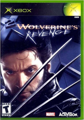 X-men Wolverines Revenge (Xbox) Pre-Owned: Game, Manual, and Case
