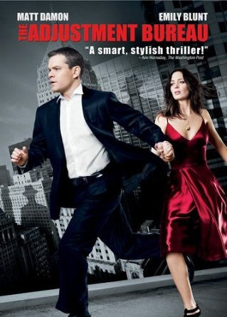 The Adjustment Bureau (2011) (DVD / Movie) Pre-Owned: Disc(s) and Case