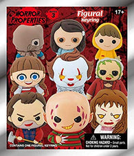 Horror Properties Figural Keyring (Series 3) Mystery Minis - NEW