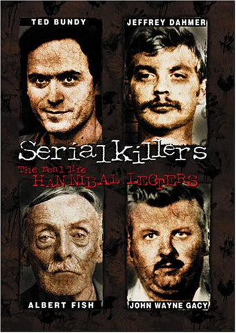 Serial Killers: Real Life Hannibal Lecters (2001) (DVD / Movie) Pre-Owned: Disc(s) and Case