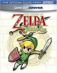 The Legend of Zelda: Minish Cap Official Nintendo Player's Guide (Strategy Guide / Nintendo Power) Pre-Owned