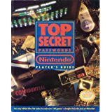 Top Secret Passwords (Official Nintendo Player's Strategy Guide) Pre-Owned