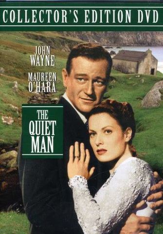 The Quiet Man (DVD) Pre-Owned