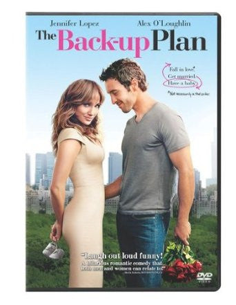 The Back-Up Plan (2010) (DVD / Movie) Pre-Owned: Disc(s) and Case