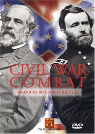 Civil War Combat: America's Bloodiest Battles (DVD) Pre-Owned