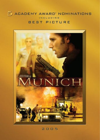 Munich (Widescreen Edition) (2005) (DVD / Movie) Pre-Owned: Disc(s) and Case