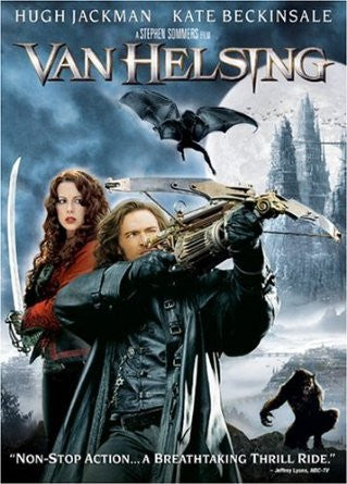 Van Helsing (Full Screen Edition) (2004) (DVD / Movie) Pre-Owned: Disc(s) and Case