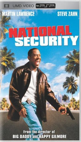 National Security (PSP UMD Movie) Pre-Owned: Disc Only