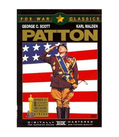 Patton (DVD) Pre-Owned