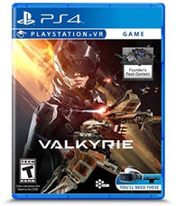 Eve: Valkyrie (VR Game) (Playstation 4) Pre-Owned