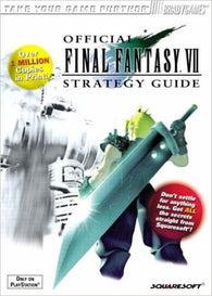Final Fantasy VII (Official BradyGames Strategy Guide) Pre-Owned
