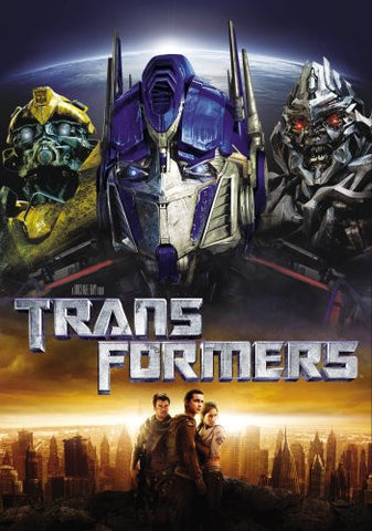 Transformers (2007) (DVD Movie) Pre-Owned: Disc(s) and Case