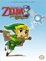 Legend of Zelda: Phantom Hourglass (Prima Official Game Guides) (Strategy Guide) Pre-Owned (no poster)
