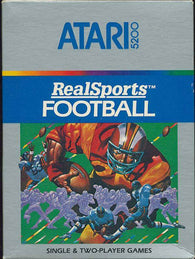 RealSports Football (Atari 5200) Pre-Owned: Cartridge Only