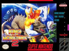 King of the Monsters 2 (Super Nintendo) Pre-Owned: Cartridge Only