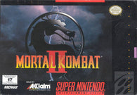 Mortal Kombat II 2 (Super Nintendo / SNES) Pre-Owned: Cartridge Only