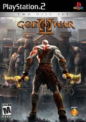 God of War 2 (Playstation 2 / PS2) Pre-Owned: Game, Manual, and Case