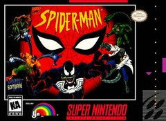 Spider-man (Super Nintendo) Pre-Owned: Cartridge Only