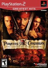 Pirates of the Caribbean (Playstation 2 / PS2) Pre-Owned: Game, Manual, and Case