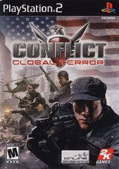 Conflict Global Terror (Playstation 2 / PS2) Pre-Owned: Disc Only