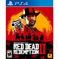 Red Dead Redemption 2 (Playstation 4) NEW