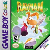 Rayman (Nintendo Game Boy Color) Pre-Owned: Cartridge Only
