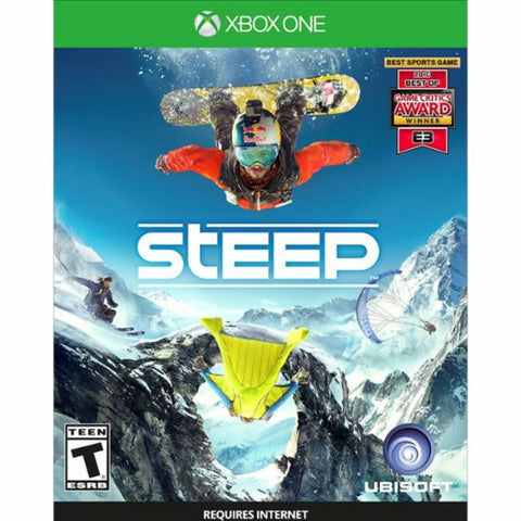 Steep (Xbox One) Pre-Owned: Game and Case