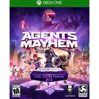 Agents of Mayhem: Day One Edition (Xbox One) NEW