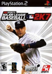 Major League Baseball 2K7 (Playstation 2) Pre-Owned: Game, Manual, and Case
