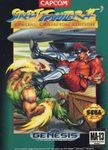 Street Fighter II Special Champion Edition (Sega Genesis) Pre-Owned: Game, Manual, and Box