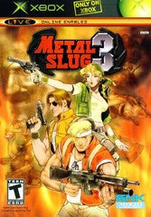 Metal Slug 3 (Xbox) Pre-Owned: Game and Case