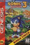 Sonic the Hedgehog 3 (Sega Genesis) Pre-Owned: Game, Manual, and Case