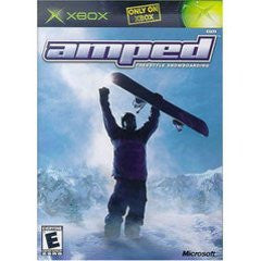 Amped: Freestyle Snowboarding (Xbox) Pre-Owned: Game, Manual, and Case