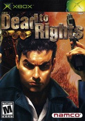 Dead to Rights (Xbox) Pre-Owned: Game, Manual, and Case