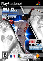 MLB 06 The Show (Playstation 2 / PS2) Pre-Owned: Game, Manual, and Case