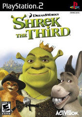 Shrek the Third (Playstation 2 / PS2) Pre-Owned: Game, Manual, and Case