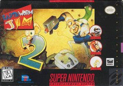 Earthworm Jim 2 (Super Nintendo) Pre-Owned: Cartridge Only