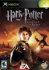 Harry Potter Goblet of Fire (Xbox) Pre-Owned: Game, Manual, and Case