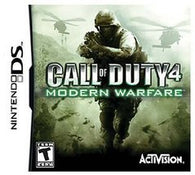 Call of Duty 4 Modern Warfare (Nintendo DS) Pre-Owned: Game, Manual, and Case