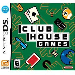 Clubhouse Games (Nintendo DS) Pre-Owned: Cartridge Only