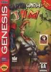Earthworm Jim (Sega Genesis) Pre-Owned: Cartridge Only