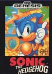 Sonic the Hedgehog (Not For Resale Edition) (Sega Genesis) Pre-Owned: Game, Manual, and Case