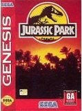 Jurassic Park (Sega Genesis) Pre-Owned: Cartridge Only