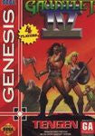Gauntlet IV (Sega Genesis) Pre-Owned: Game and Case