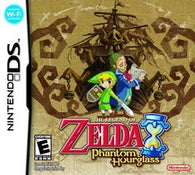 The Legend of Zelda: Phantom Hourglass (Nintendo DS) Pre-Owned: Game, Manual, and Case
