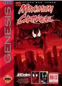 Spiderman / Venom - Maximum Carnage (Sega Genesis) Pre-Owned: Game, Manual, and Case
